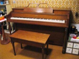 Piano Grandeur  Appartement
