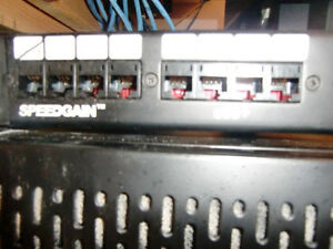 SPEEDGAIN 24 Port Cat 5e Network Patch Panel