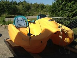 Pelican Pedal Boat - Mint Condition