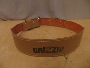Grizzly Weight Training Belt