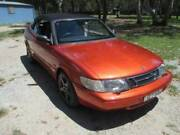 1997 Saab 900 Convertible Scotts Head Nambucca Area Preview