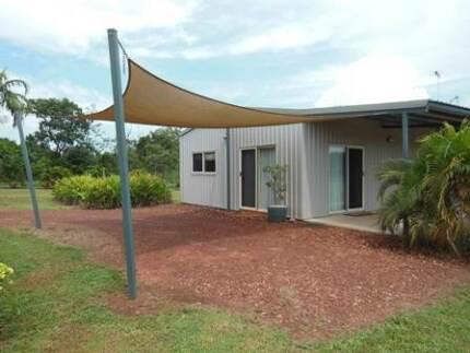 2 Bedroom house on shared rural block