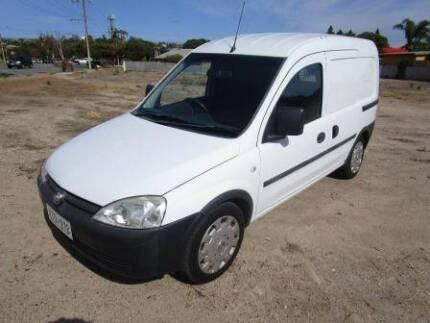 2006 Holden Combo Van/Minivan Port Lincoln Port Lincoln Area Preview