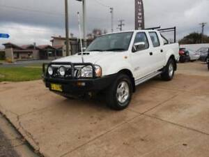 2009 Nissan Navara ST-R D22 Manual 4x4 MY09 Dual Cab Young Young Area Preview