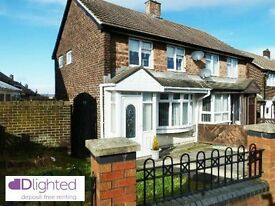 Deposit free renting - 2 bedroom house in Sunderland - £955 Total move in costs with Dlighted
