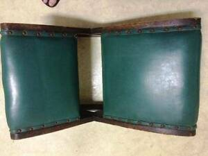 Stool Leather Rocking - Used for Treating Gout – Antique Denistone Ryde Area Preview