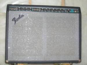 Fender Tube Amp (Twin Model)
