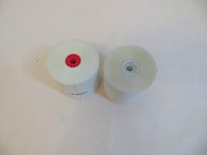 Autocopy 2 Ply White/Yellow Cash Register Rolls London Ontario image 2