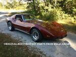 OEM Muscle Car Restoration Parts