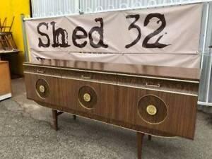 Credenza Perth Wa : Mid century sideboard in perth region wa buffets side tables