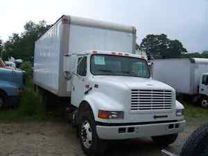 ACHAT CAMIONS, TOP KICK, INTER, KENWORTH, FREIGHTLINER