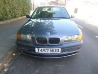 BMW 323i SE, 1999, Short MOT, £350