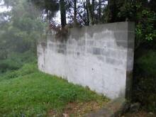 Wanted someone to rough render external walls with cement & sand New Lambton Heights Newcastle Area Preview