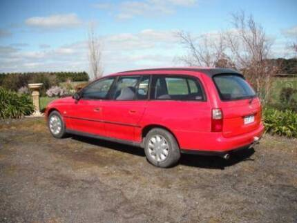 1999 Holden Commodore VT Station wagon Korumburra South Gippsland Preview