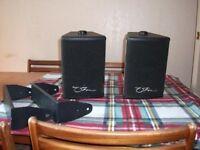 OHM BR-5 Speakers x 2