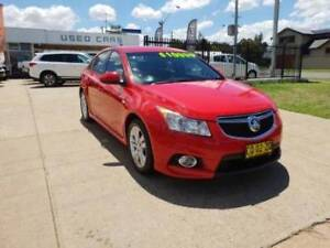 2013 Holden Cruze SRi JH Series II Manual MY14 Young Young Area Preview