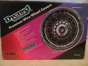 3 Wire Wheel Covers London Ontario image 7