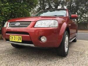 2004 Ford Territory SX TX 4x4 For Sale - Sydney  Woolloomooloo Inner Sydney Preview