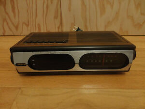 Bristal Digital Clock & Radio