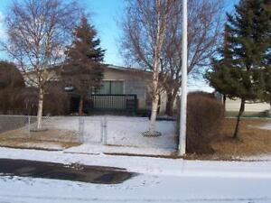 STONY PLAIN Duplex w/  Detached Garage