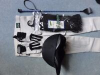 Horse riding gear for child