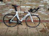 Canyon Speedmax AL 8.0 Time Trial Bike, Size Medium. - £850
