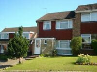 Modern and spacious 3 bedroom house situated in a quiet cul-de-sac with garden and driveway parking.