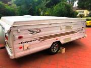 Jayco Swan 2006 Caringbah Sutherland Area Preview