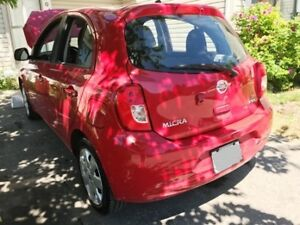NISSAN MICRA 2015 AUTOMATIC, ONLY 58900 KMS