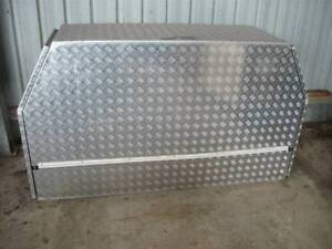 USED Aluminium Ute Box Salt Ash Port Stephens Area Preview
