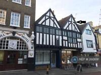 2 bedroom flat in High Street, Rochester, ME1 (2 bed)
