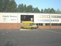 Warehouse assistant Required for Fabric Land Ringwood Hampshire, 50 hours a week no weekends