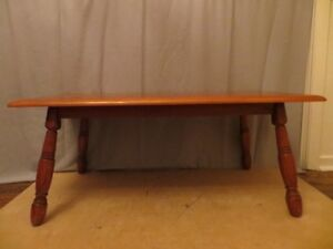 Solid Wood Coffee Table London Ontario image 3
