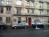 A ground floor unfurnished 1 bedroom flat within traditional tenement flat in Govanhill (ref 13)
