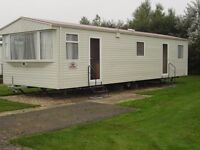STATIC CARAVAN THORN WICK BAY FLAMBOROUGH NR BRIDLINGTON
