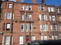 1 Bedroom top floor flat to rent on Craigie Street, Govanhill, Glasgow South Side