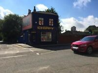 Busy Fish & Chip Shop in Salford For Sale! REFERENCE 5840