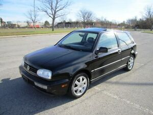 1998 Volkswagen Golf Coupe (2 door)