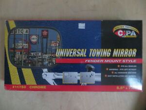 Universal Towing Mirror