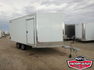 *2017* ALL-ALUMINUM SLED TRAILERS BY SNO PRO *TAX IN*