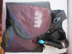 DIVE GEAR - whole kit or sell seperateBCD, Regulator & Octopus, Wet Suit, Weight Belt, tank, REDUCED
