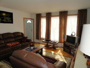 Clean, Furnished 3 Bedroom Apartment, Utilities Included!