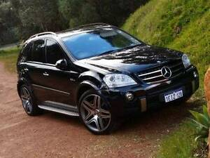 2008 Mercedes-Benz ML Wagon 6.3L Scarborough Stirling Area Preview
