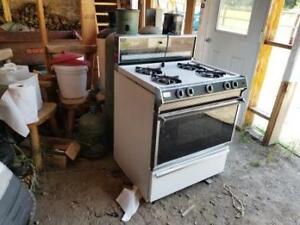 cuisinière au propane