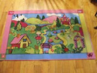 Girl's Princess Play Mat