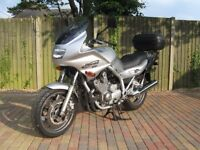 Yamaha Diversion 900cc, two owners, 5.5k miles, vgc with new MOT and tyres