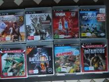 Playstation 3 Games from $5 each - As New Prospect Prospect Area Preview