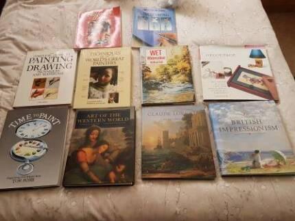 10 Art books
