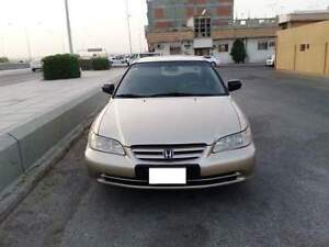 2002 Honda Accord EX-L Sedan for sale.