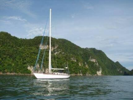Sail Borneo Darwin City Preview